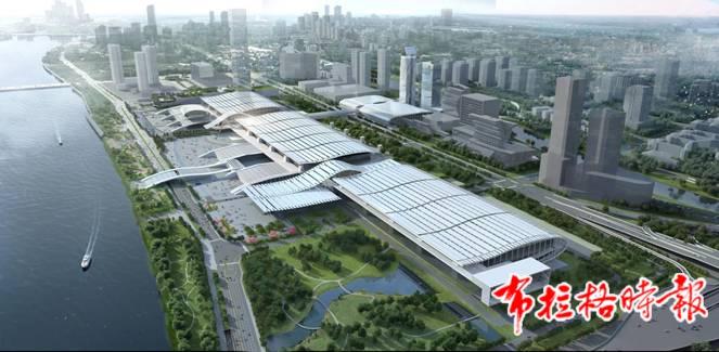 广交会展馆四期项目建成后将新增展位5000个。 广交会新闻中心供图