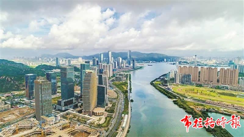 珠海将举全市之力做好横琴合作开发。图为珠海横琴 张婷 摄