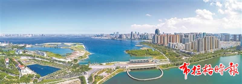 临海而兴、向海而生的湛江将建设成为现代化区域性海洋城市 彭镇强 摄